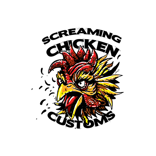 Angry Chicken Logo