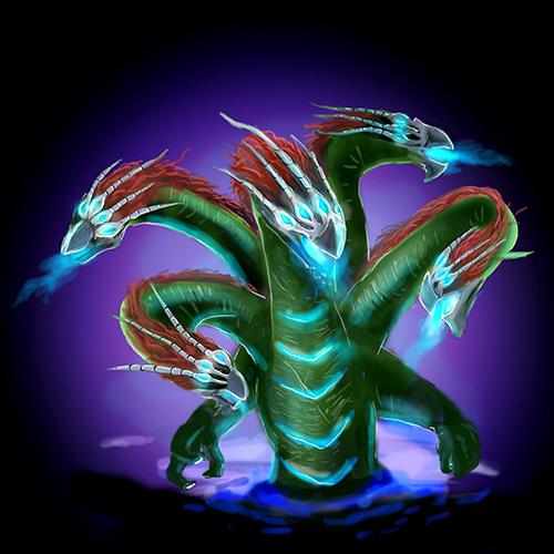 Hades Hydra