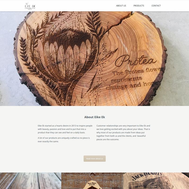Eike Ek Web Design