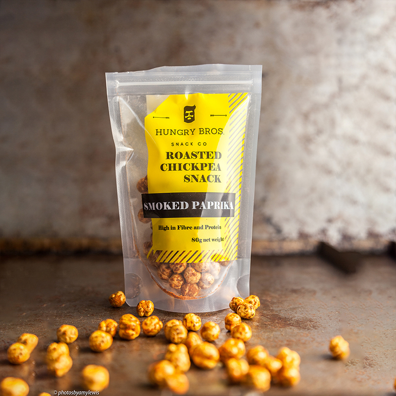 Hungry Brothers Packaging Smoked Paprika