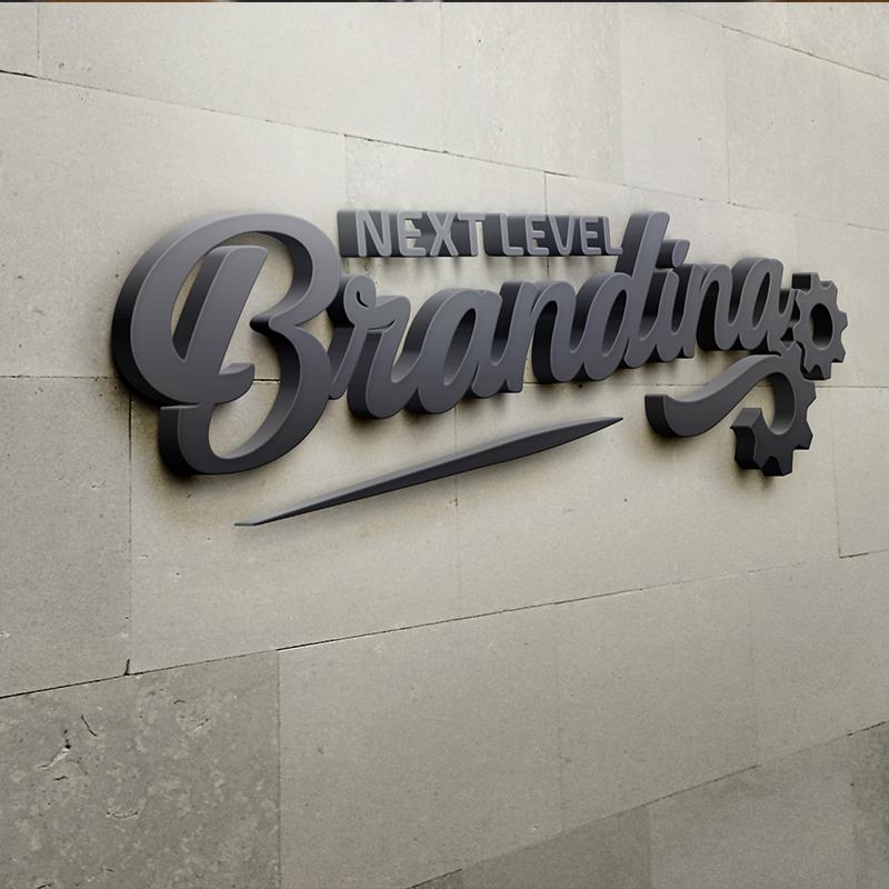 Next Level Branding Logo