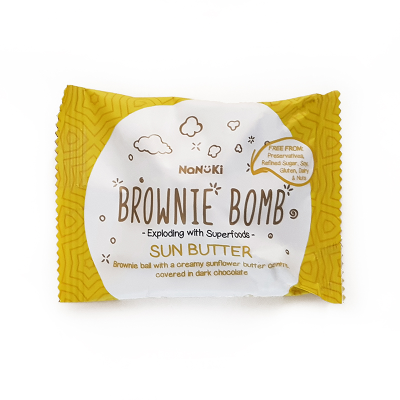Nanuki Brownie Bomb